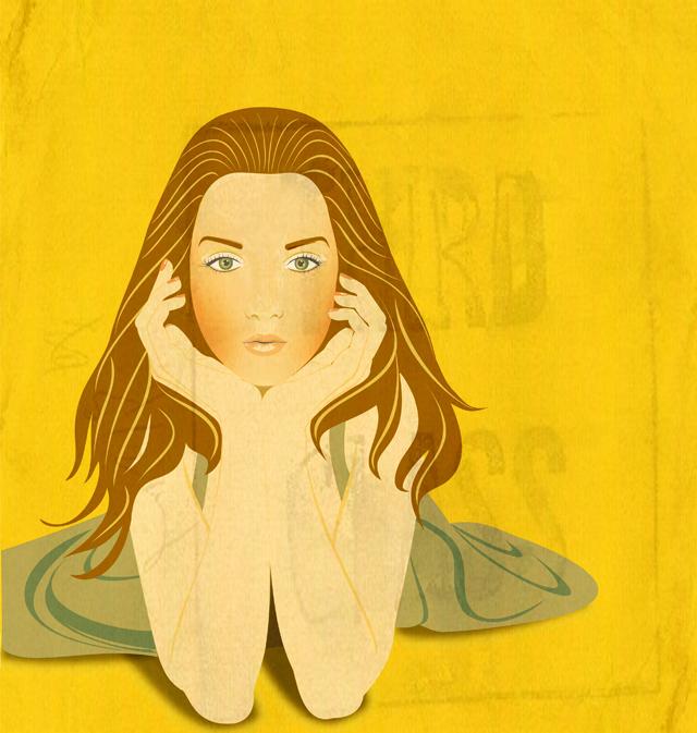 Ilustración años 60