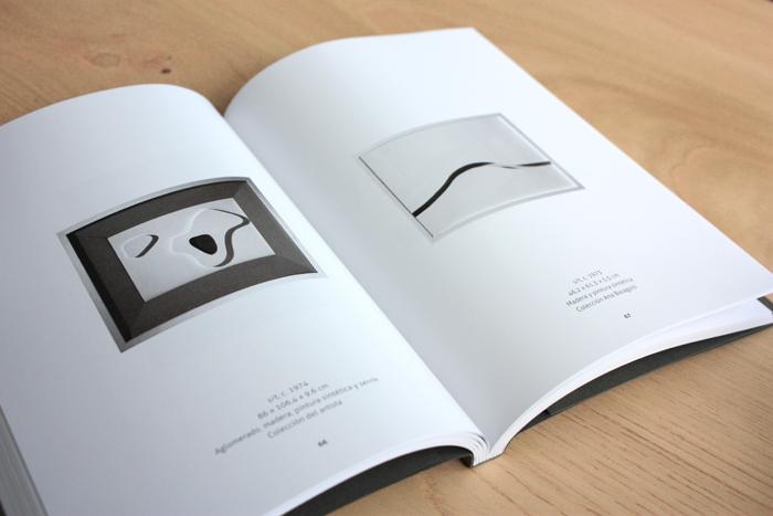Catálogo para la exposición de Guillermo Basagoiti