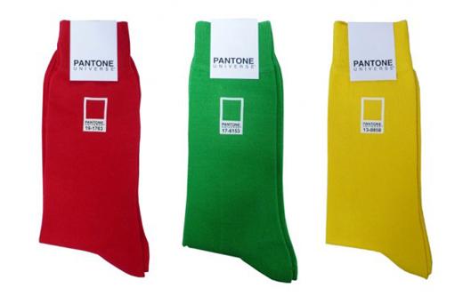 Calcetines Pantone