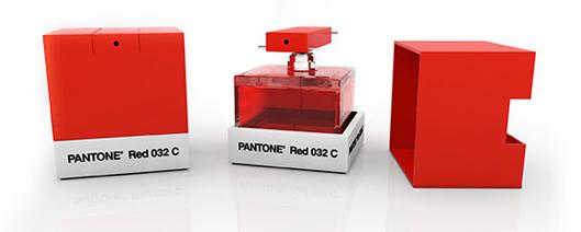 Perfume Pantone