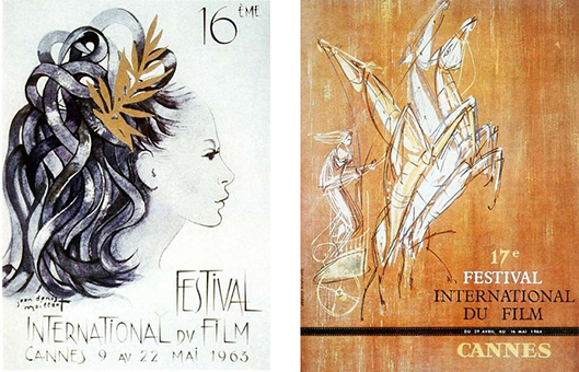 Festival de Cannes 1963 y 1964