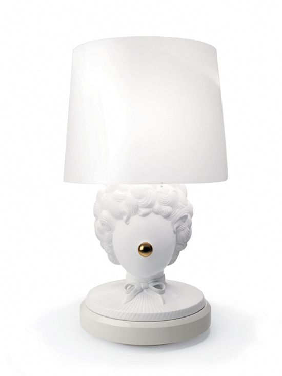 The Clown Lamp Lladró