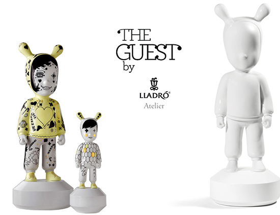 The Guest by Jaime Hayón