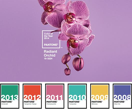 Los Colores Pantone del Año